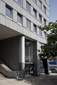 City Hof - Outside Building D