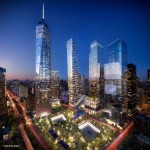 2 World Trade Center, New York City by BIG